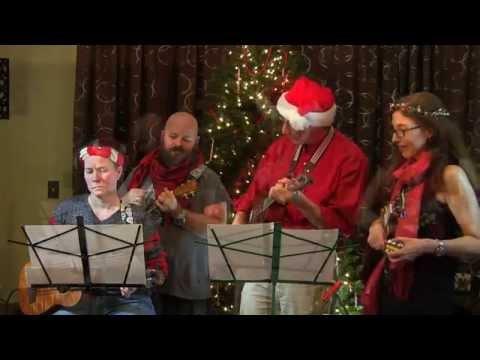 MUJ: No White Christmas - Jeker/Coughlin (ukulele tutorial)