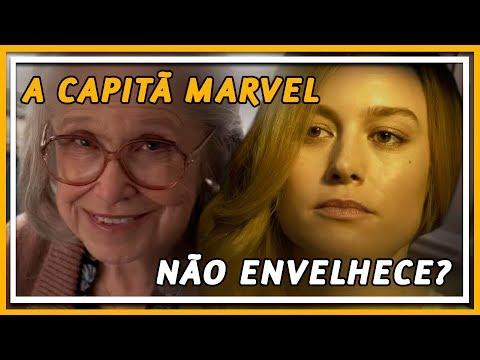 CAPITÃ MARVEL ANALISE 🌟 POR QUE NICK FURY NUNCA CHAMOU CAROL DANVERS? | COXINHA NERD