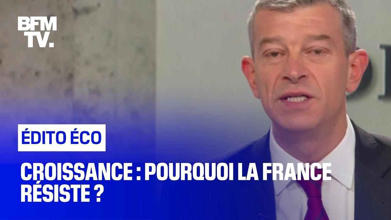 Croissance : pourquoi la France résiste ? #1