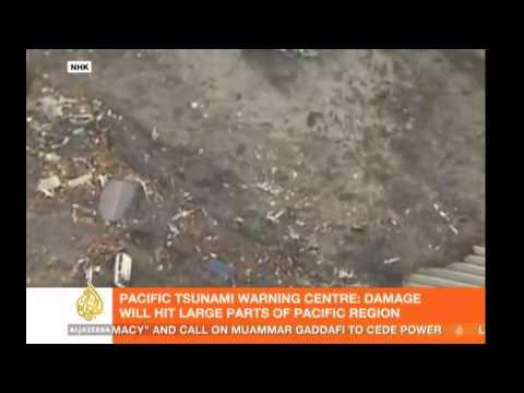 Japan 2011 Tsunami - Port of Kamaishi (Iwate Prefecture) / Miyagi Prefecture