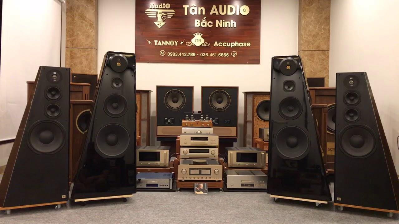CD TEAC 25xs + Amply LUXMAN L-509s + loa JBL 250ti jubilee