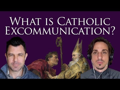 What is Catholic Excommunication? Should ProAbort Politicians be Excommunicated?
