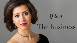 Q&A Part 3 - The Business