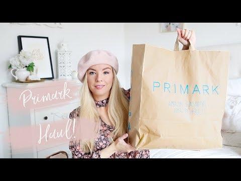 PRIMARK HAUL & TRY ON FEBRUARY