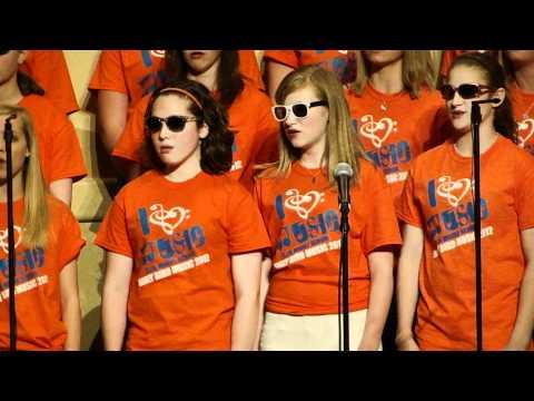 2012 Ellis Middle School Spring Concert
