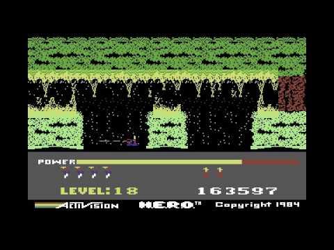 Hero - Commodore64