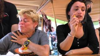 Chilli Eating Contest | Devon Saturday 3rd October 2015 | VOMIT ALERT