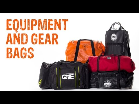 Equipment And Gear Bags - GME Supply