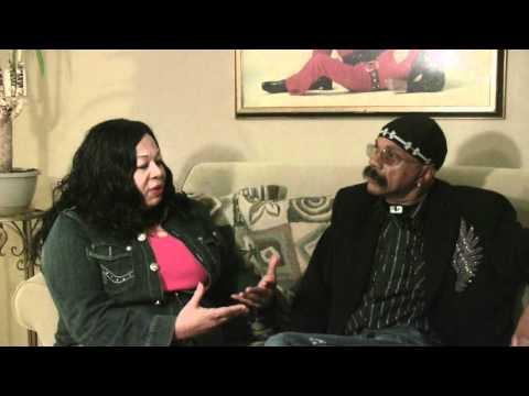 Salima speaks to Wilbert Hart of the original Delfonics Pt 2