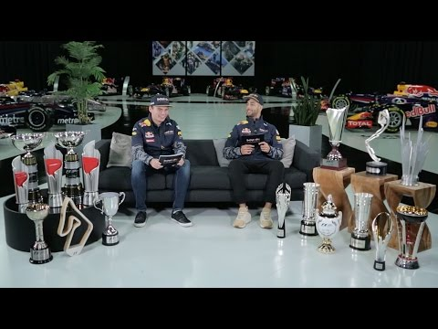 Daniel and Max are on the Sofa Talking all Things F1 (2016 Review)