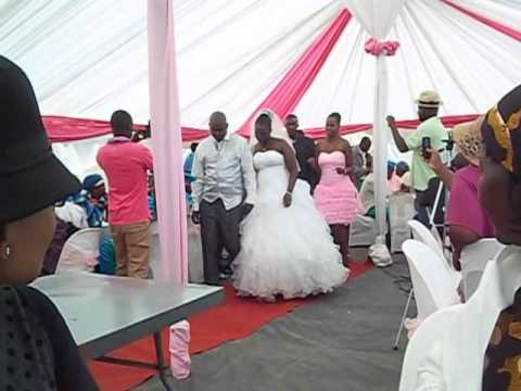 Botswana Wedding Dance