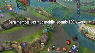 Cara memperluas map mobile Legends Tanpa Root!!!