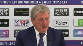 Hodgson 'delighted' with resilient Palace