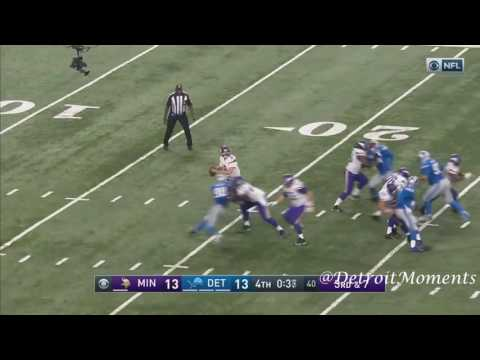 Darius Big Play Slay Highlights | @DetroitMoments