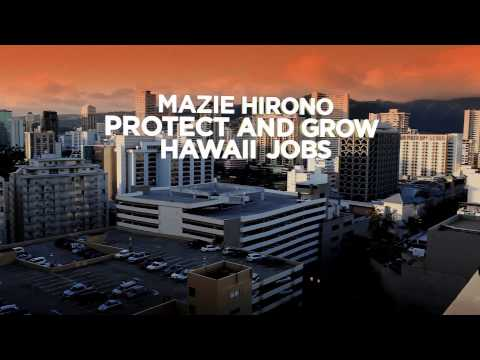 "Mazie Hirono: ""Middle"""