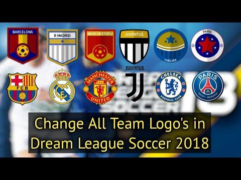 How To Import Opponent Original Team Logo In Drem League Soccer 2018
