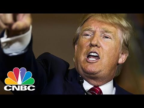 Donald Trump's Strategic & Policy Forum To Disband | CNBC