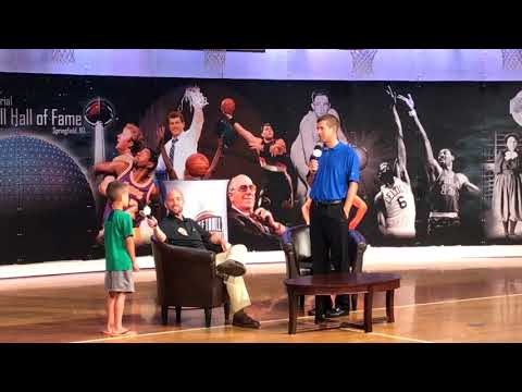 "Young child to Boston Celtics coach Brad Stevens: ""Why did you trade Isaiah Thomas?"""