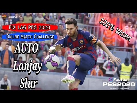 Cara Atasi Lag OMC PES 2020 Mobile Android Online Match Challenge PES Mobile Android