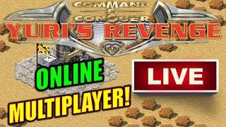 Kikematamitos Live Streaming Red Alert 2 - Yuri's Revenge CnCNet