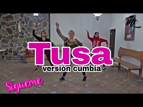 Tusa - Taka taka (versión cumbia)ft Mariela López