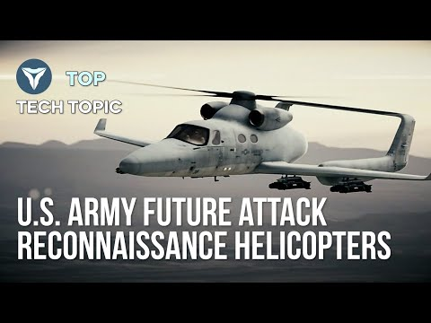 5 Future Attack Reconnaissance Helicopters ▶1 | Watch Now !