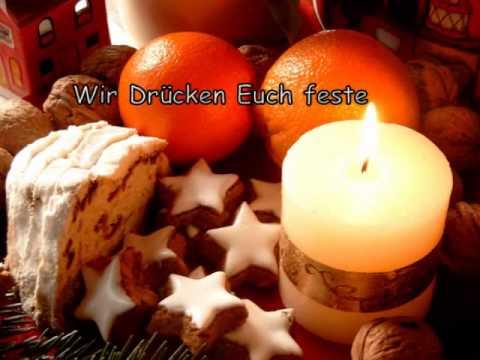 Weihnachtsgrüße In Die Ferne.Weihnachtsgrüsse Aus Der Ferne Für Unsere Freunde