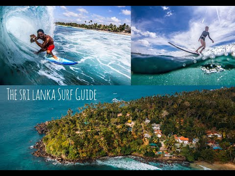 Sri Lanka - The Surf Guide Film - South Province