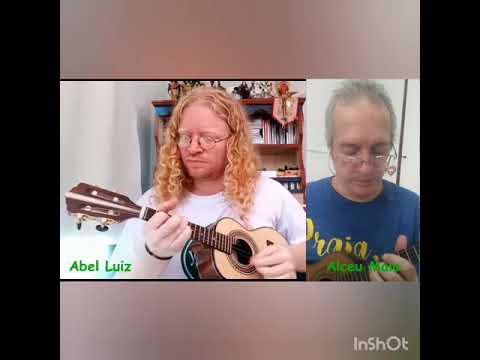 """""""Sambista Chorão"""", música de Mané do Cavaco, com Abel Luiz e Alceu Maia."""