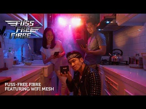 FUSS-FREE FIBRE – FEATURING WIFI MESH