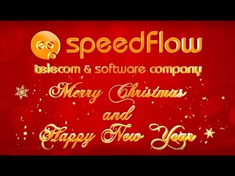 Speedflow christmas and new year greetings 2018 youtube speedflow christmas and new year greetings 2018 m4hsunfo