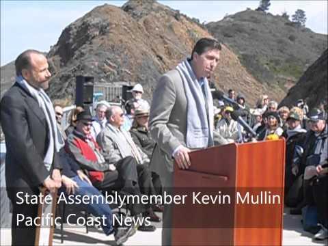 Pacific Coast News- Devil's Slide Park Opening