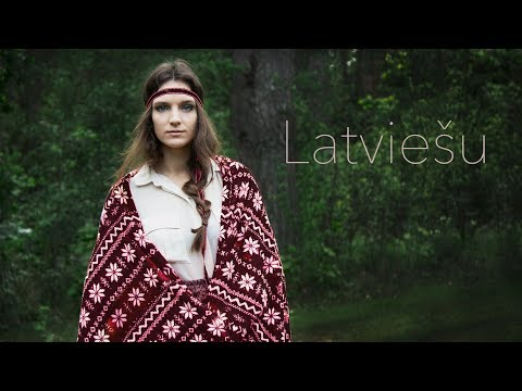 About the Latvian language