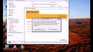 WN111 von Netgear unter Windows 7 installieren