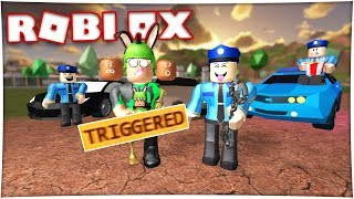 Getting Triggered on ROBLOX