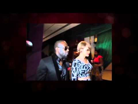 Jim Iyke Finally Proposes To Nadia Buari - Pulse TV News