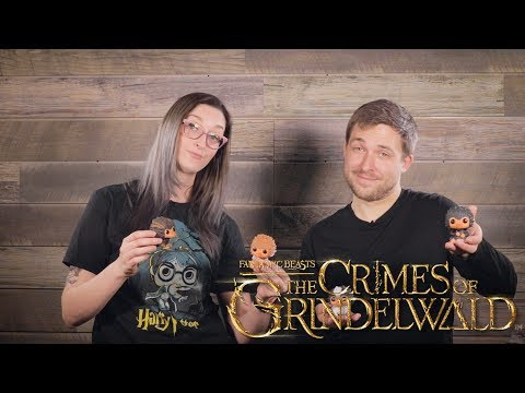 Fantastic Beasts: The Crimes of Grindelwald Unboxing