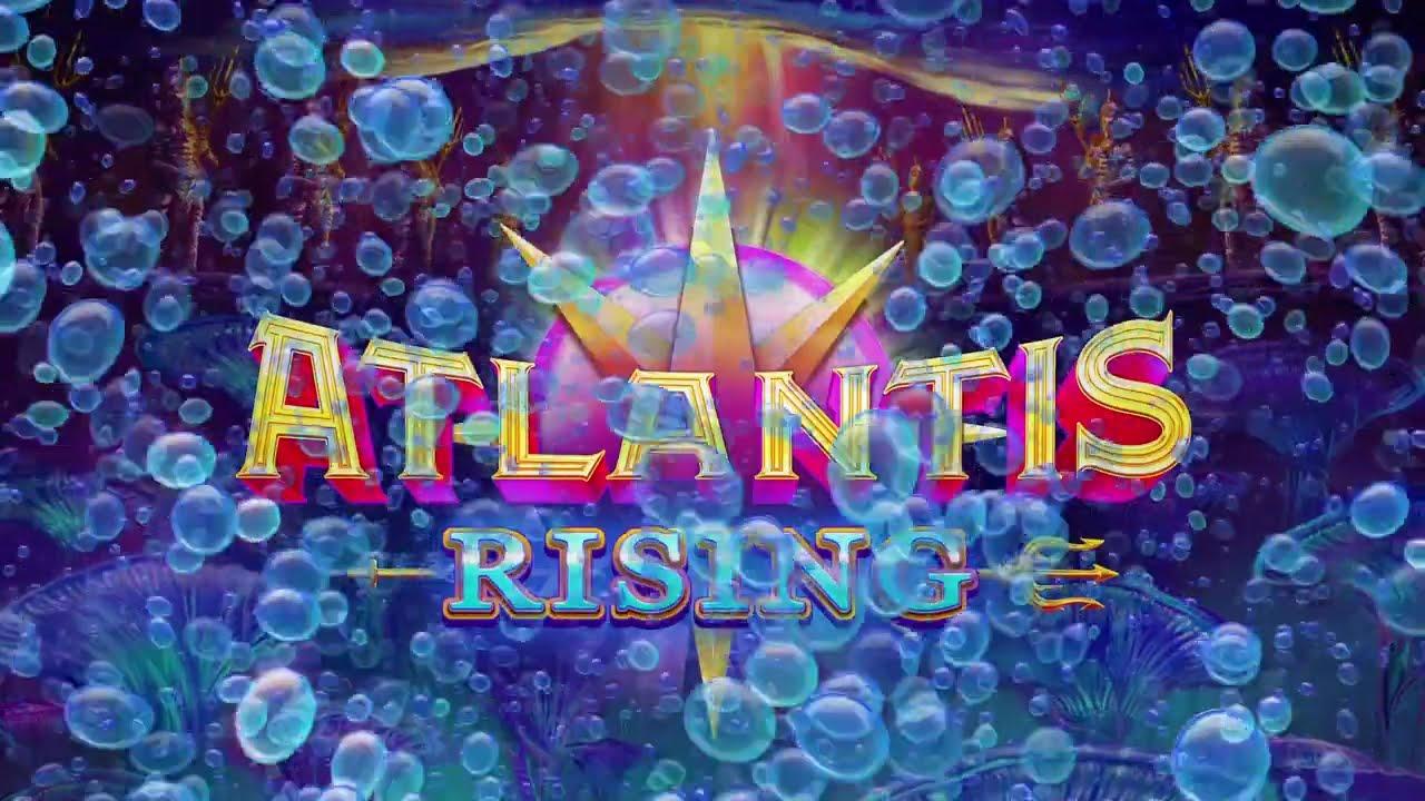 Atlantis Rising Slot Play Free ▷ RTP 96.2% & Medium Volatility video preview