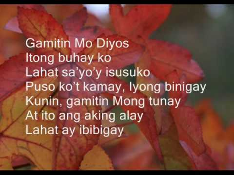 Two Hands One Heart (Don Moen) Tagalog Version