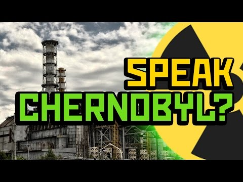SPEAK CHERNOBYL - Boris language lesson (Ukrainian)