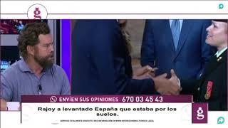 @Ivanedlm de @vox_es analiza el encuentro entre Pedro Sánchez y Justin Trudeau