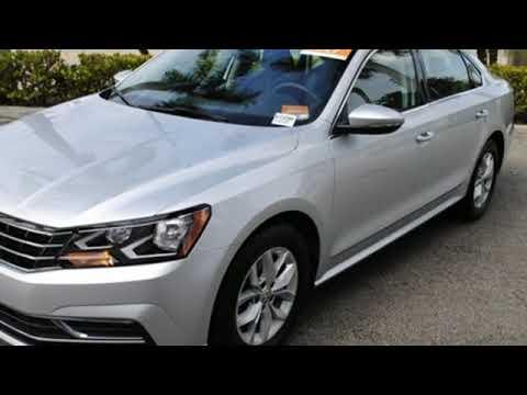 Certified 2017 Volkswagen Passat Miami FL Coral Gables, FL #V7286