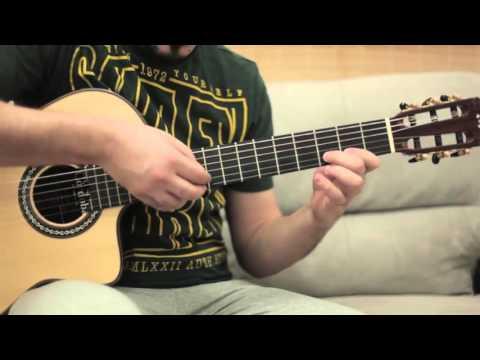 one last breath guitar tutorial - Kot Academy - Creed