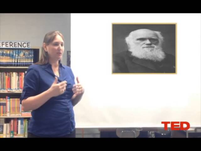 TED Talk presentation on the book Discover Your Genius
