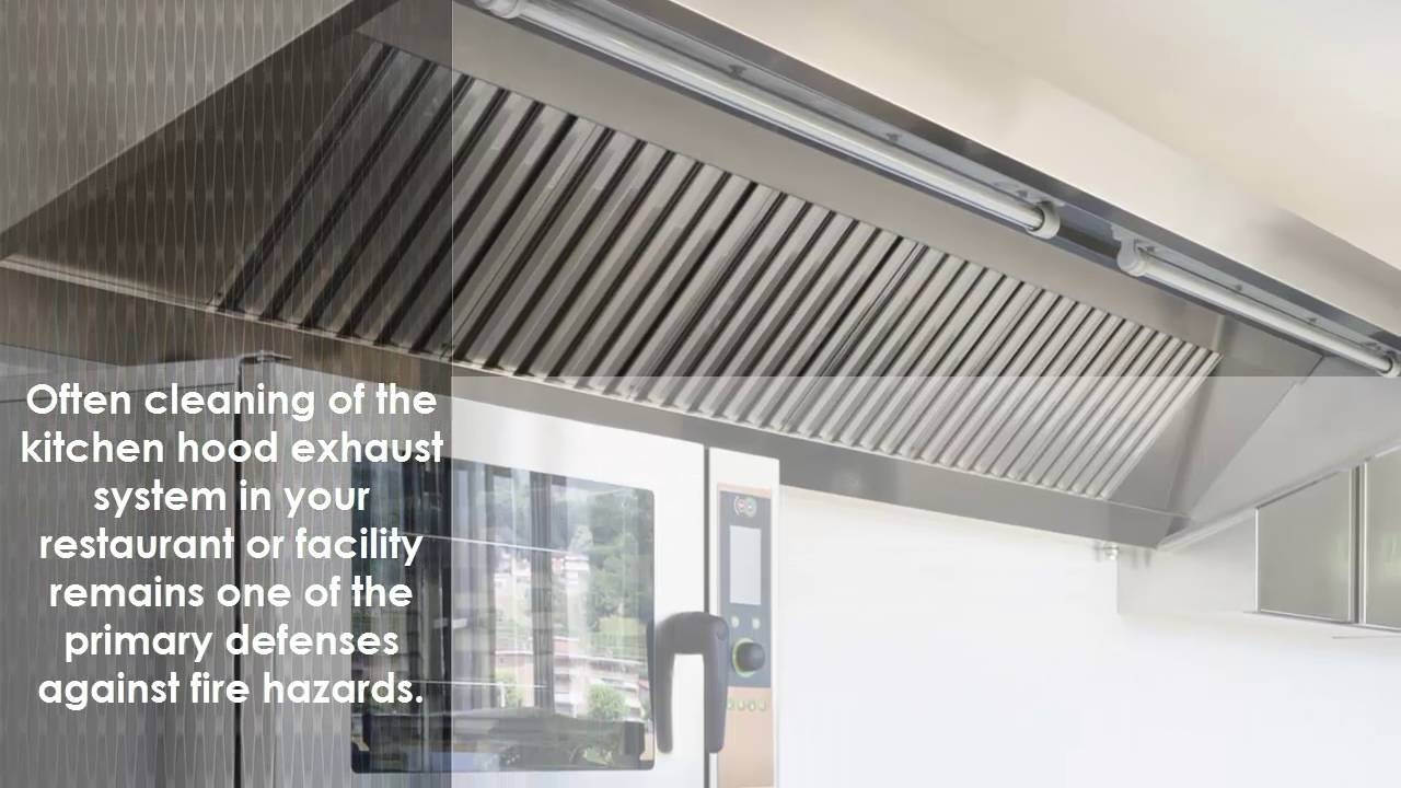 Dr. Duct: Kitchen Hood Exhaust System Services