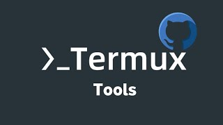 How to make your own termux tool