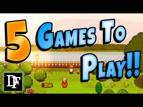 5 Games Similar To Stardew Valley You Can Play Right Now