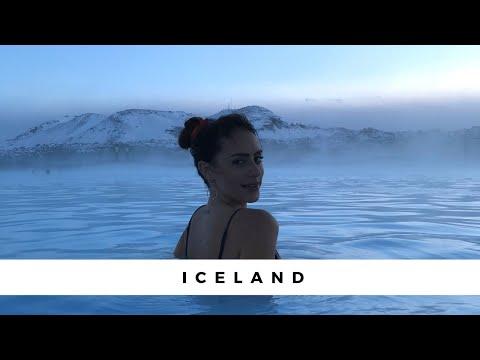 Iceland Vlog - South Shore & Blue Lagoon