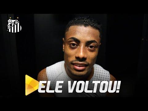 O desabafo de Bruno Henrique após o gol contra o Fluminense