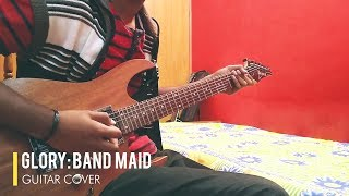 BAND-MAID / Glory :Yu-Gi-Oh! VRAINS ED4: Guitar Cover
